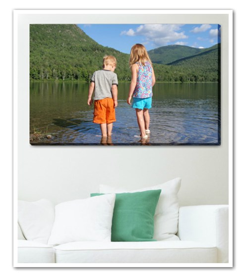 Our Print on Canvas service will turn your favorite photographs into everlasting memories! We take great pride in our top quality materials (made in USA) and skilled craftsmanship at our Chicago studio. You will either love your print or get your money back!