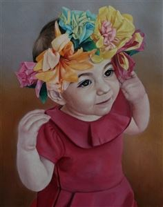 Hand Painted Oil Painting from Photo | Photo to Oil Painting