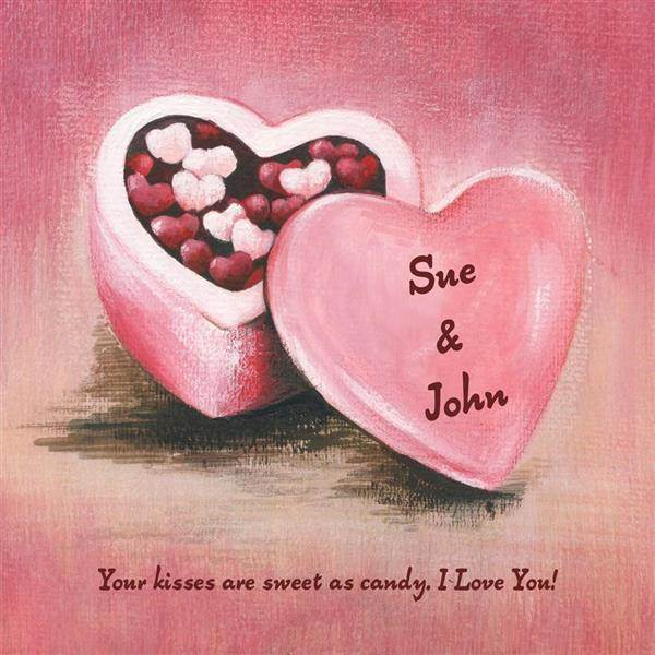 Image Valentine Candy
