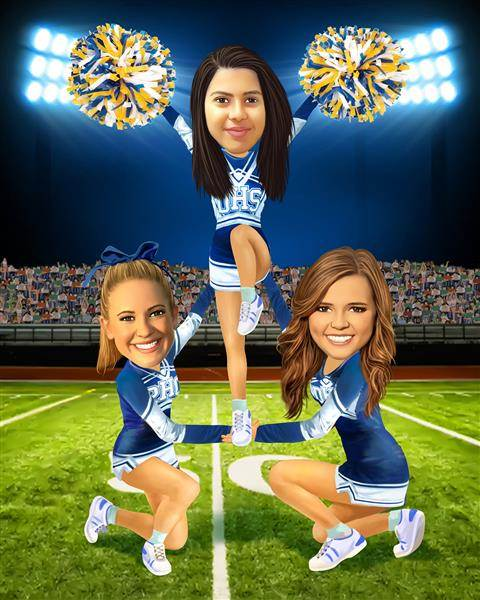 Cheerleader   From
