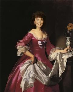 Personalized Mrs. Watson Masterpiece from Photo