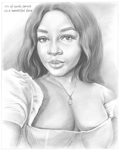 Hand Drawn Pencil Sketch from Photo   Pencil Portrait Drawing   Sketch Artists