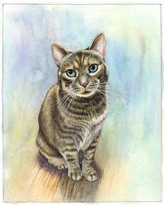 Hand-Painted Watercolor Portraits from Photos | Custom Watercolor Painting from Photo