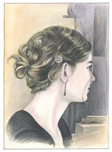 Hand Drawn Vintage Davinci Sketch from Photos