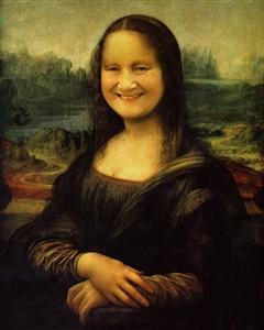 Personalized Mona Lisa Masterpiece from Photo