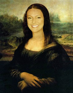 Personalized Mona Lisa Masterpiece from Photo