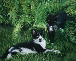 Hand Painted Oil Painting from Photo   Photo to Oil Painting