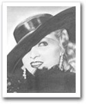 Mae West Pencil Sketch Limited Editions