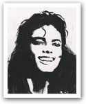 Michael Jackson Ink Rendering Limited Editions