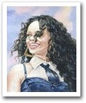 Rihanna Watercolor Limited Editions