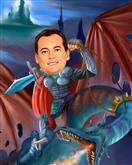Eragon Caricature from Photos