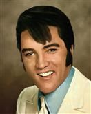 Elvis Presley Oil Painting Giclee
