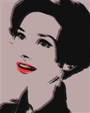Audrey Hepburn Pop Art