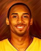 Kobe Bryant Pop Art Print