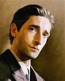 Adrien Brody Oil Painting Limited Editions