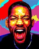 Will Smith Pop Art Print