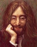 John Lennon Oil Painting Limited Editions