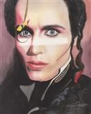 Adam Ant of Adam & the Ants Watercolor Limited Editions