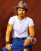Johnny Depp Pop Art Limited Editions
