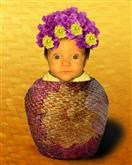 Flower Pot Baby from Photos