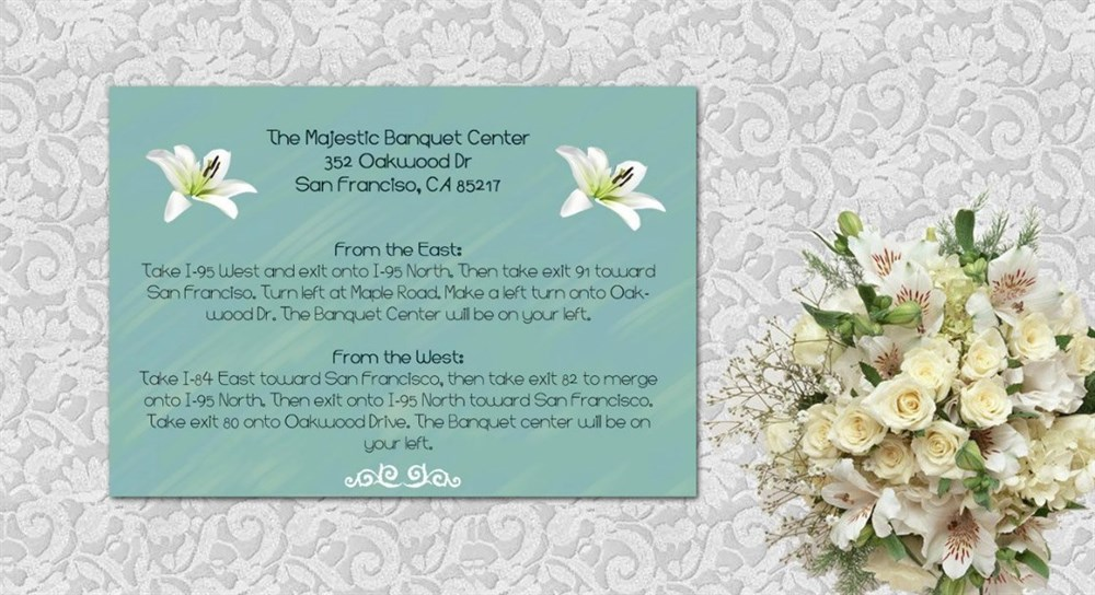 Majestic Pop Art Wedding Invitations From Photos - myDaVinci.com