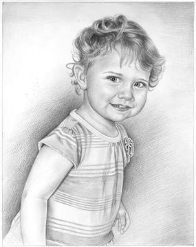 Hand Drawn Pencil Sketch From Photos Mydavincicom